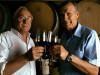 Giancarlo Sacchet e Antonio Zaccheo, fondatori dell'azienda vinicola Carpineto