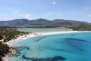 spiaggia di Villasimius, Sardegna