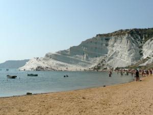 Spiaggia di Agrigento, Sicilia