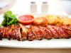 carne di maiale alla brace