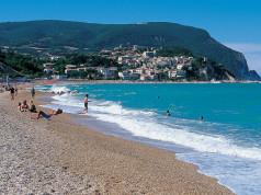 spiagge del conero