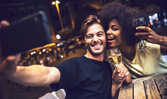gli americani bevono più degli italiani