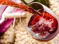 borsa per il vino