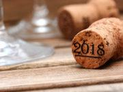 Tre vini per il 2018