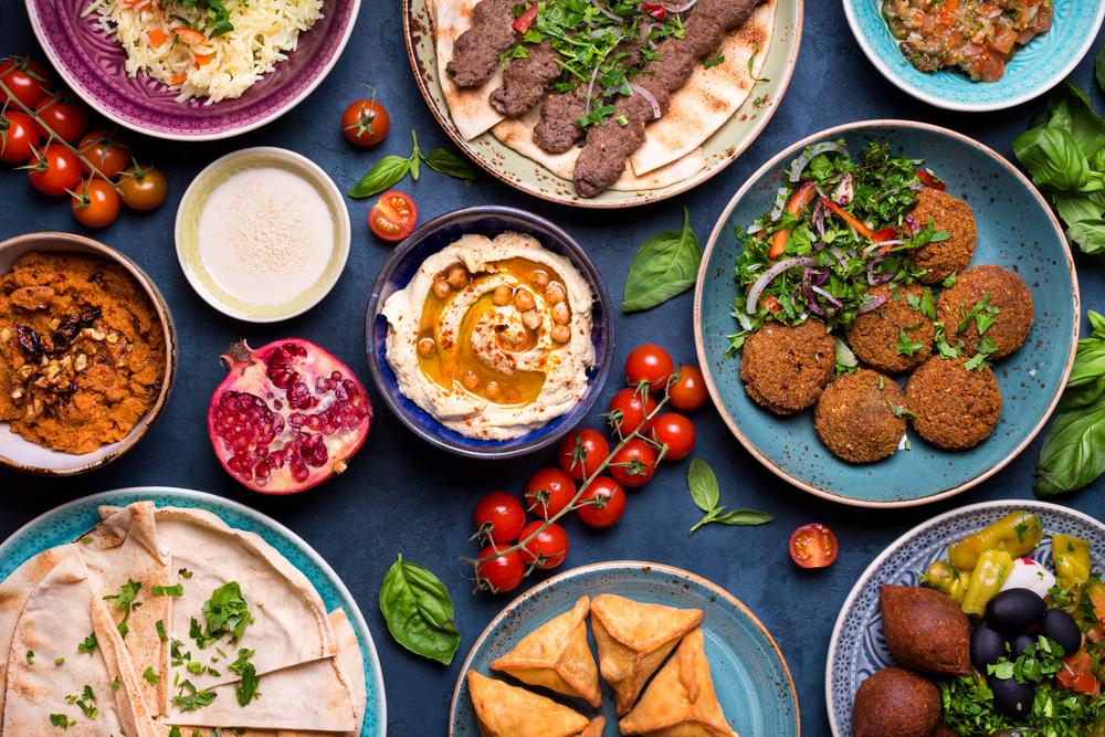 Arabic Food London