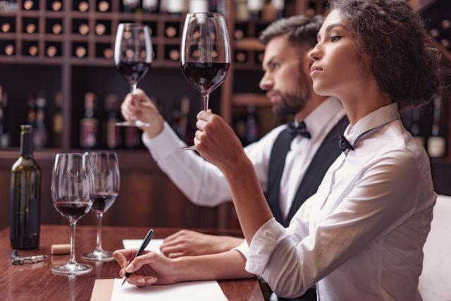 Le donne e il vino