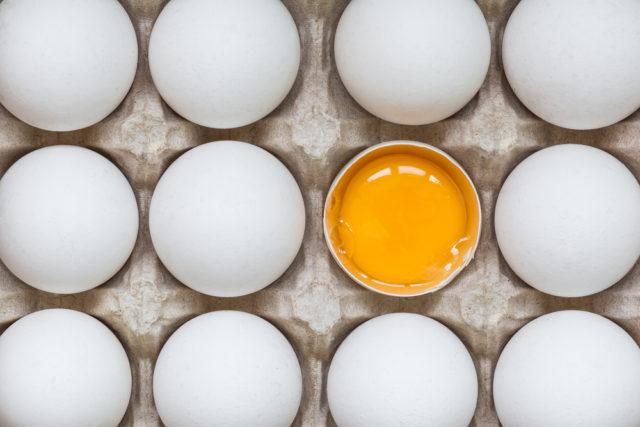 Uova e vino
