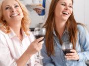 vino come regalo per la festa della mamma