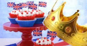 UK Royal wedding menu