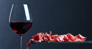 Prosciutto e vino