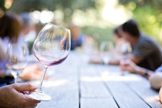L'evoluzione del vino