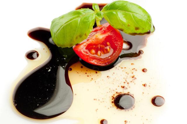 Abbinare il vino all'aceto balsamico