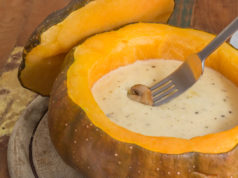 how to make pumpkin fondue