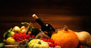thanksgiving dinner wines