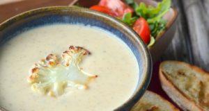 Turmeric Cauliflower Soup Recipe
